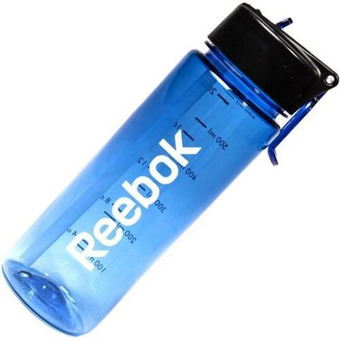 RABT-P65BLREBOK Бутылка для воды  Reebok 0,65 (Голубая)