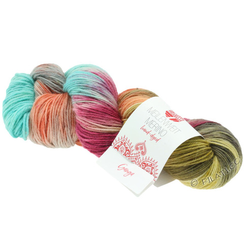 Lana Grossa Meilenweit Merino 100 Hand Dyed 407