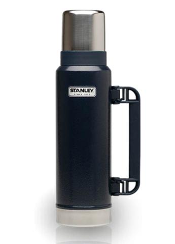 Термос Stanley Classic Hertiage (1,3 литра), темно-синий