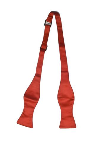 Галстук-бабочка La Madre завязывающийся красный
