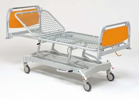 Кровать больничная 11-CP169 - фото
