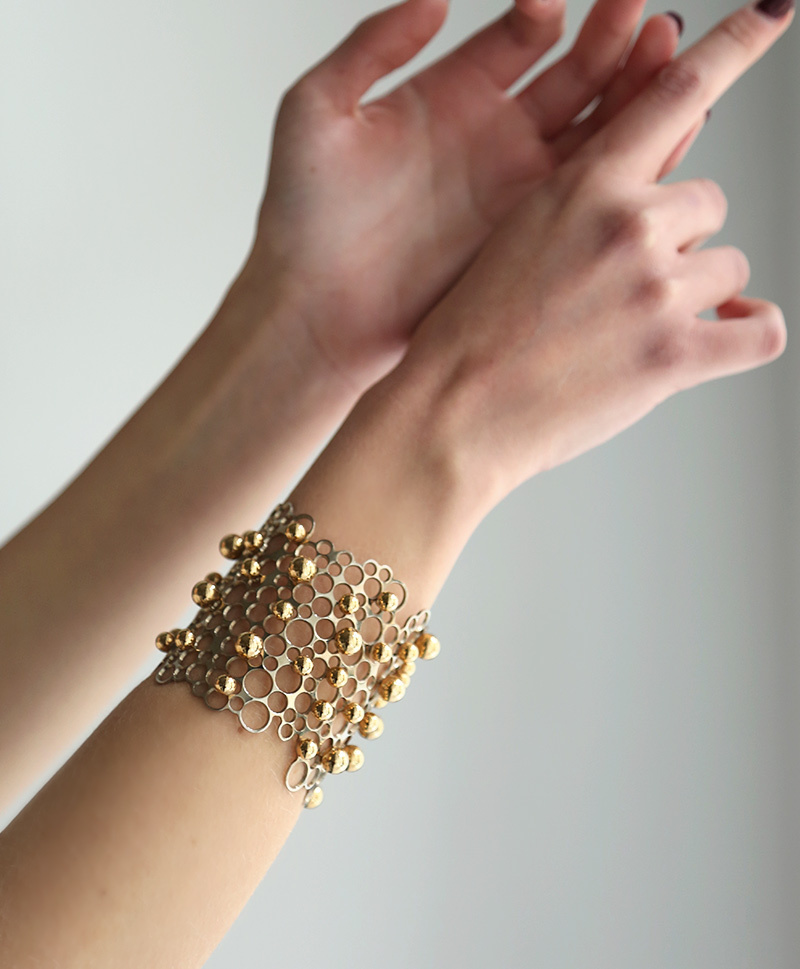 Big Bubble Bracelet