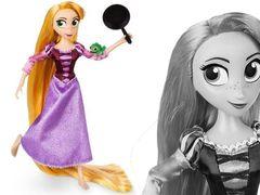 Дисней Рапунцель в Магии кукол
