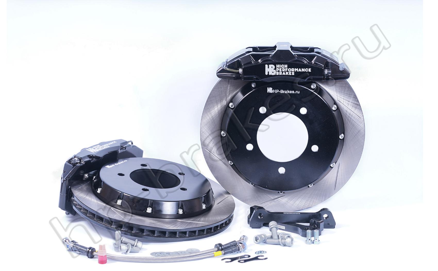 Тормозная система HP Brakes (Задняя ось, D18, 4 поршня, диск 365х30мм)