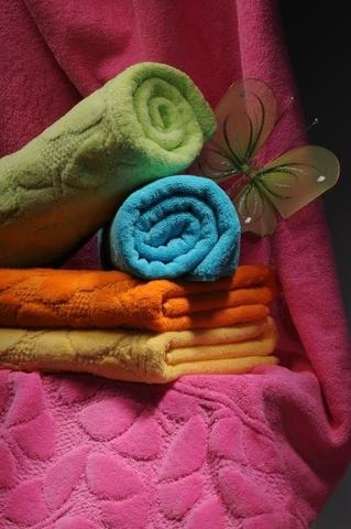 Махровое банное полотенце BUTTERFLY Buddemeyer 70х140