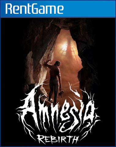 Amnesia: Rebirth PS4 | PS5