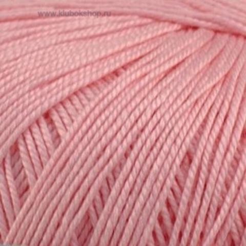 Пряжа Ажурная (Пехорка) 20 Розовый