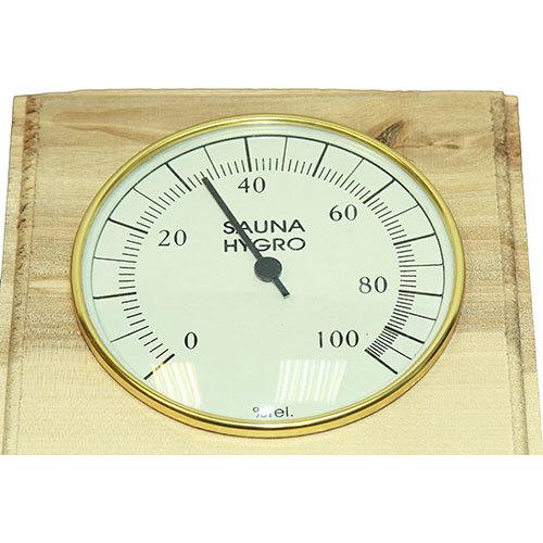 Гигрометр для бани и сауны