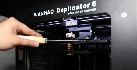 3D-принтер Wanhao Duplicator 6 Plus