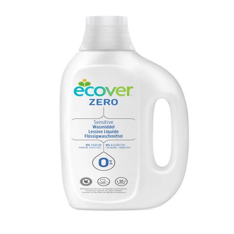 Ecover Zero Концентрированная жидкость для стирки  ZERO, 1.5 л