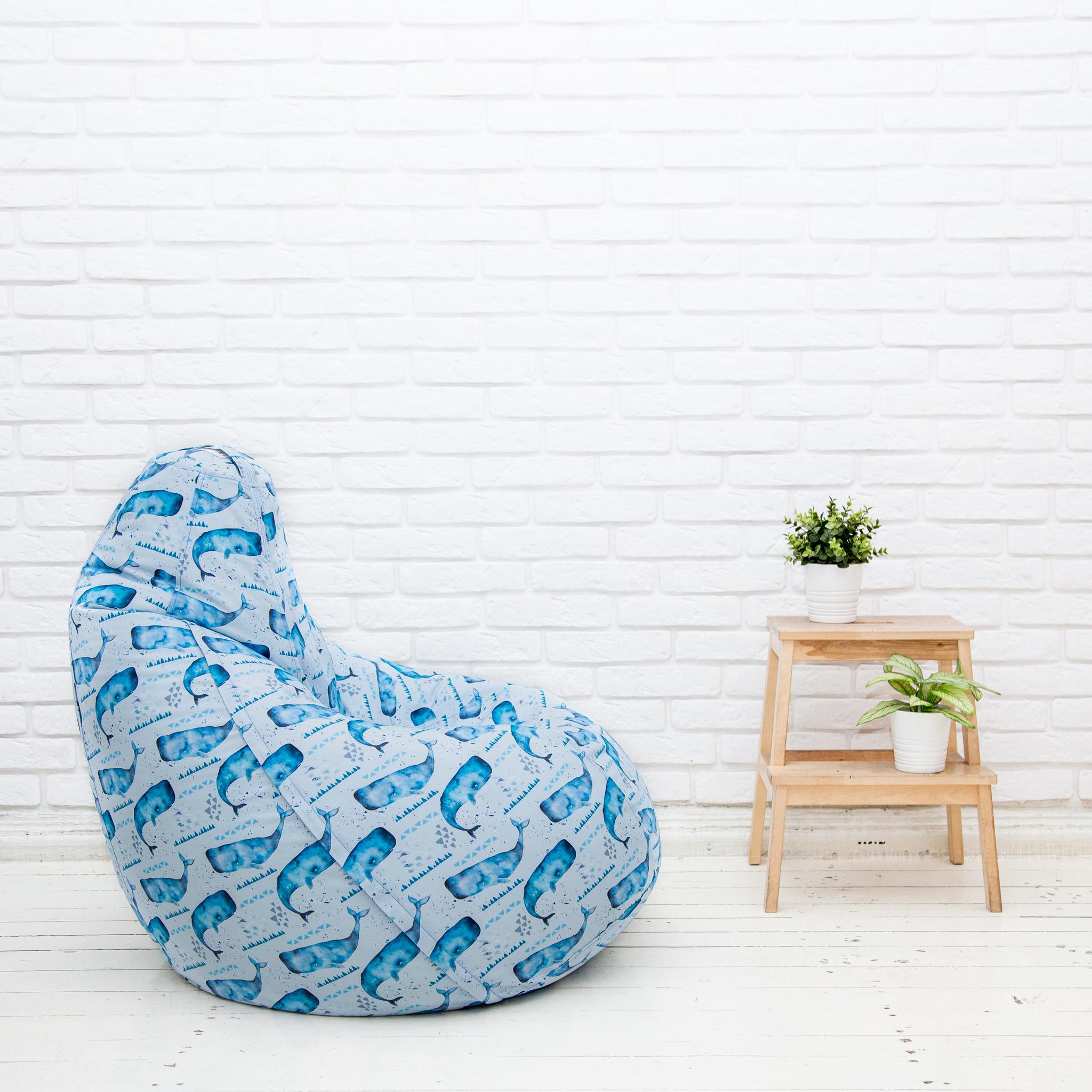 Груша M дизайнерская (киты)