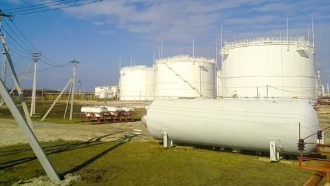 Пример СЗЗ Топливный склад