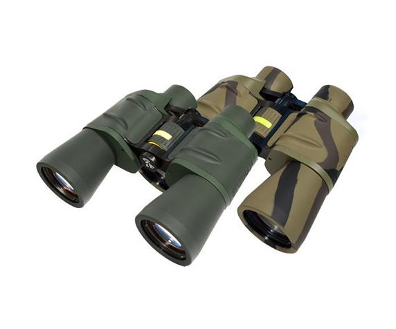 Бинокль Sturman 16x50 зелёный - фото 2
