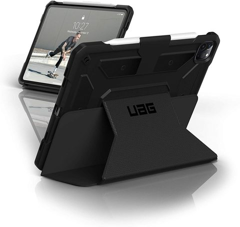 Чехол UAG Metropolis для Apple iPad Pro 12.9 (2020) (Black)