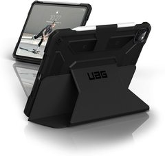 Чехол UAG Metropolis для Apple iPad Pro 12.9 (2020) (Black)