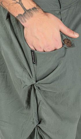 Свободные мужские штаны Сафари
