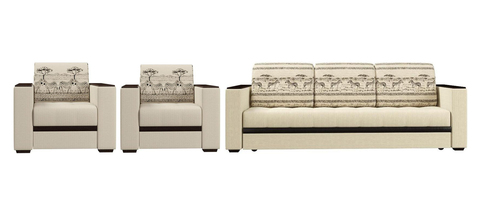 Диван + 2 кресла (комплект №13)