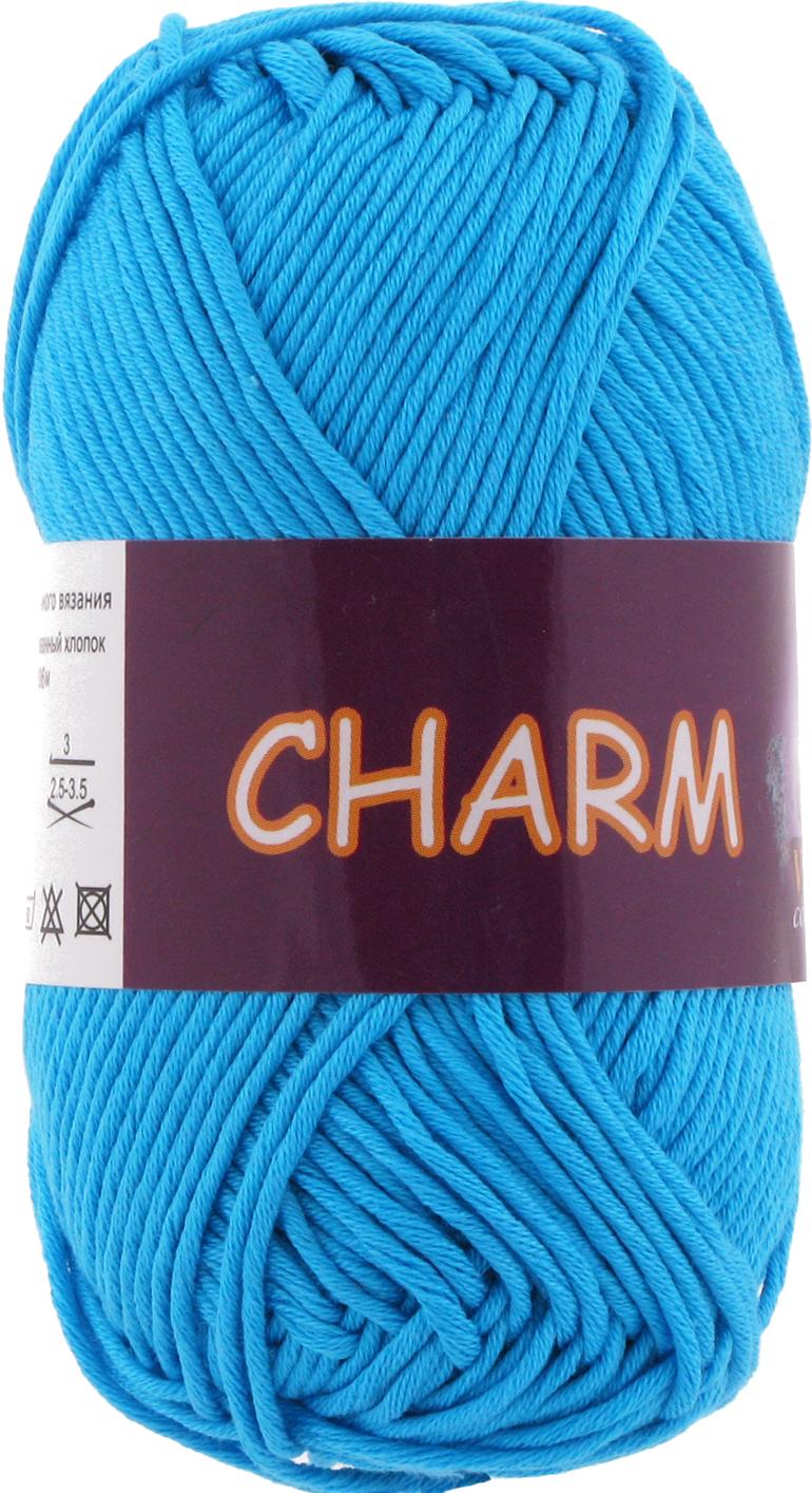 Пряжа Vita Charm бирюза 4172