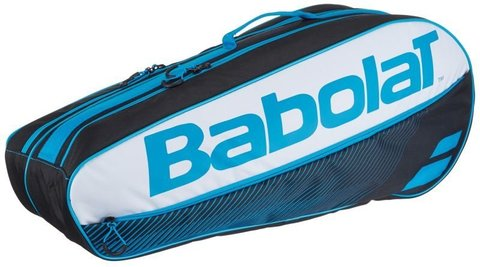 Теннисная сумка Babolat Club Line Racket Holder Classic x 6 / 751173-136