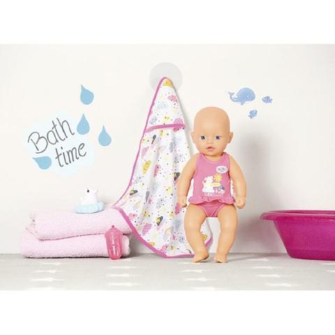 Беби Бон Кукла для игры в воде 30 см с Белым полотенцем