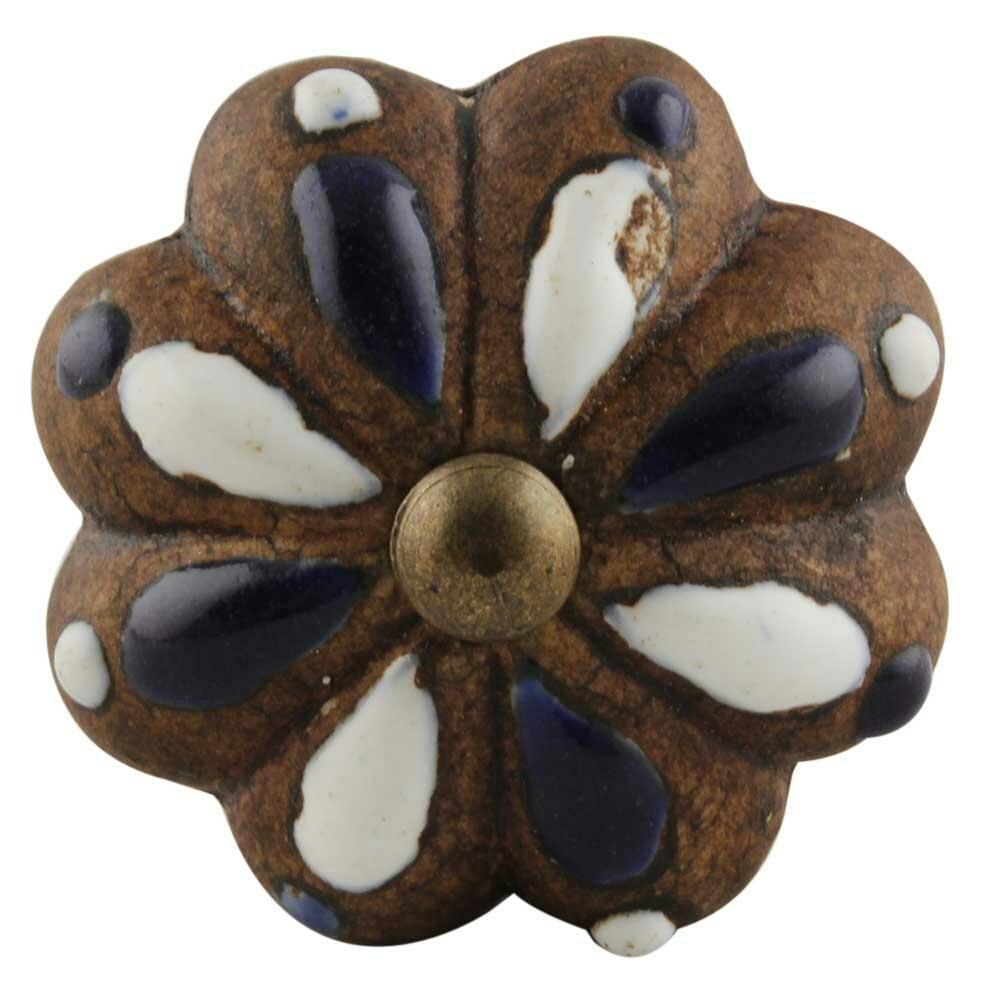 Ручка мебельная керамическая без эмали, арт. 00001214