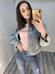 купить джинсовую куртку