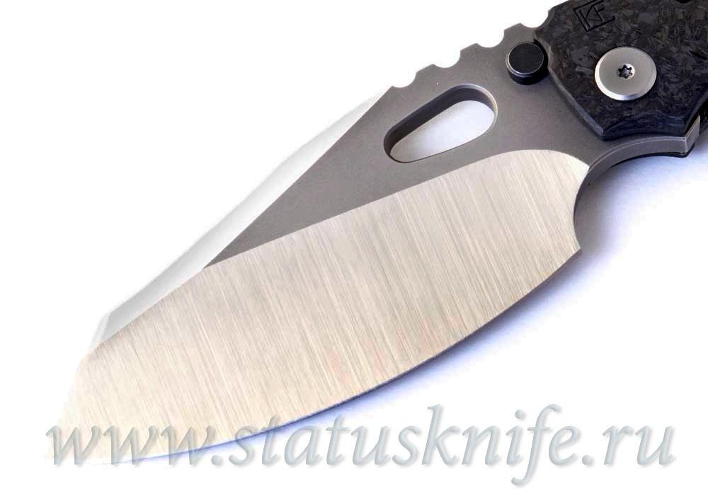 Нож CKF/Rotten Evolution CF collab - фотография