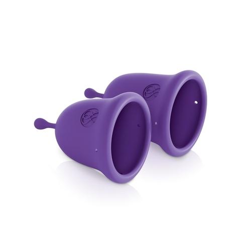 JIMMYJANE Менструальные чаши фиолетовые