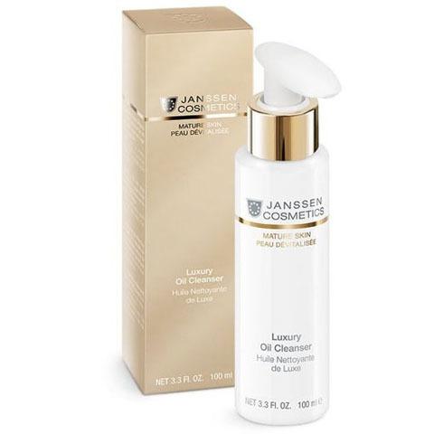 Janssen Mature Skin: Роскошное очищающее масло для лица (Luxury Oil Cleanser)