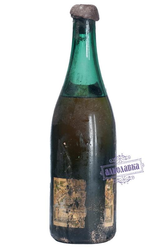 Вино Массандра коллекционное 1946 года 0,7л