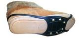 Антислипы с 6 шипами-гвоздиками на обувь с каблуком до 5 см для ходьбы в городе