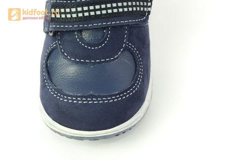 Ботинки Лель (LEL) для мальчика, цвет Темно синий, 3-826. Изображение 12 из 15.