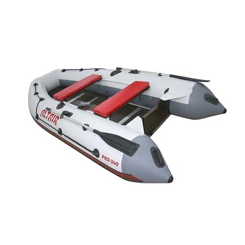 Лодка ПВХ ALTAIR PRO ultra-440 повышенной мореходности