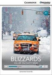 Blizzards: Killer Snowstorms Bk +Online Access