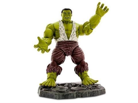 Марвел Селект фигурка Халк Дикарь — Marvel Select Savage Hulk Exclusive