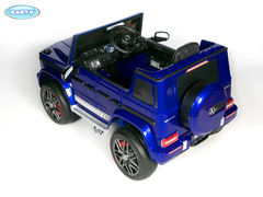 Электромобиль BARTY Mercedes-Benz G63 AMG BBH-0003