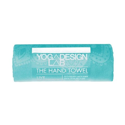 Полотенце для рук The Hand Towel Mandala Turquoise 61*38 см