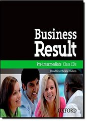 BUSINESS RESULT PRE-INT CL CD
