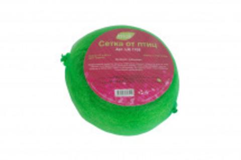 Сетка от птиц LISTOK яч.1.7*1.7 (4м*5м) зелен.