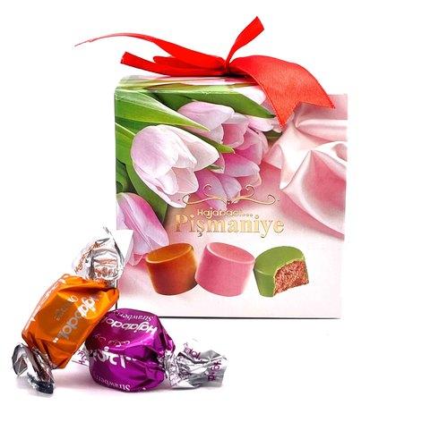 """Пишмание со вкусом клубники,арбуза и апельсина """"Тюльпаны"""", Hajabdollah, 300 г"""
