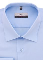 Сорочка Greg 220/399/NBL/Z