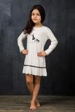 Домашнее платье-сорочка для детей La Perla