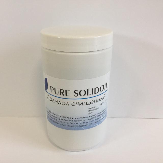 Pure Solidoil очищенный солидол 950 г.