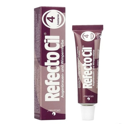 Refectocil Eyelash & Eyebrow Tint/Chestnut