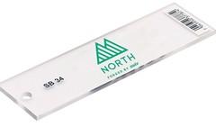 Скребок для сноуборда North SB034NO by Swix