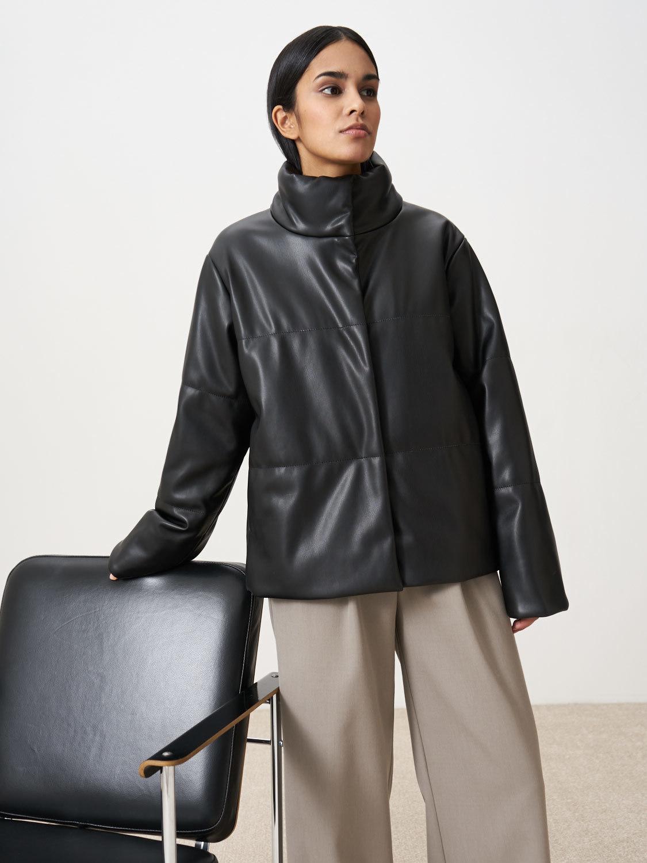 Куртка Гамбург из экокожи