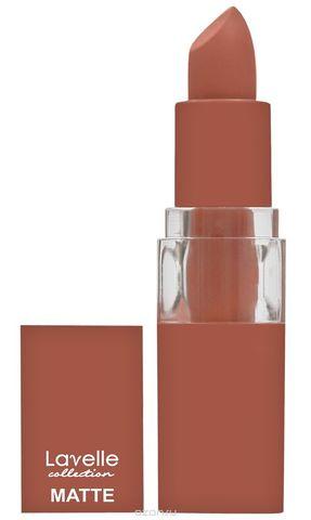 Лавелль помада LS-09 матовая тон 02 лососево-розовый