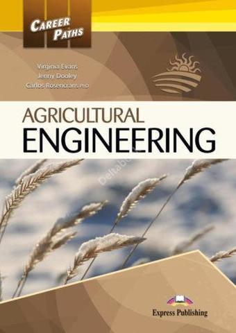 Career Paths. AGRICULTURE ENGINEERING. Student's Book with DigiBooks Application (Includes Audio & Video) Сельскохозяйственное машиностроение. Учебник с ссылкой на электронное приложение