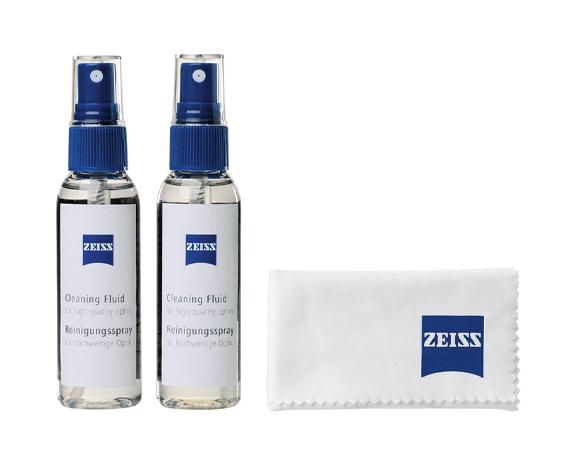 Жидкость и салфетка для очистки оптики Carl Zeiss - фото 1