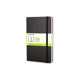 Блокнот Moleskine Classic Pocket нелинованный (QP012)